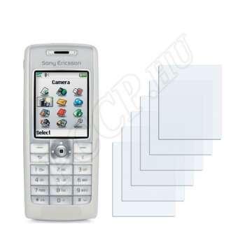 Sony Ericsson T630 kijelzővédő fólia