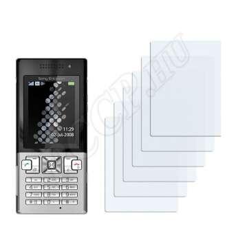 Sony Ericsson T700i kijelzővédő fólia