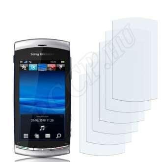 Sony Ericsson Vivaz kijelzővédő fólia