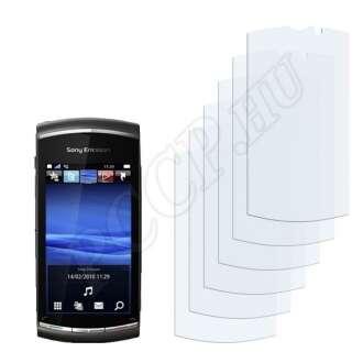 Sony Ericsson Vivaz Pro kijelzővédő fólia