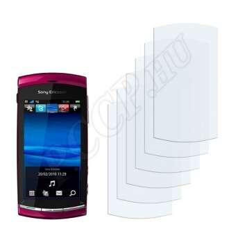 Sony Ericsson Vivaz Ruby kijelzővédő fólia
