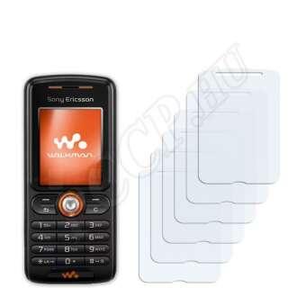Sony Ericsson W200i kijelzővédő fólia