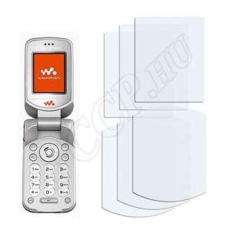 Sony Ericsson W300i kijelzővédő fólia