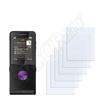 Sony Ericsson W350i kijelzővédő fólia