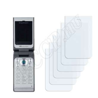 Sony Ericsson W380i kijelzővédő fólia