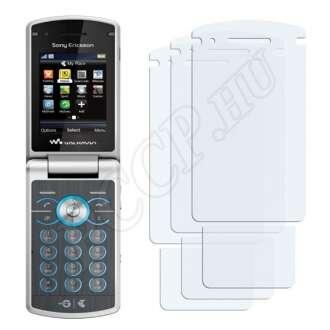 Sony Ericsson W508 kijelzővédő fólia
