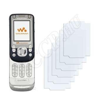 Sony Ericsson W550i kijelzővédő fólia
