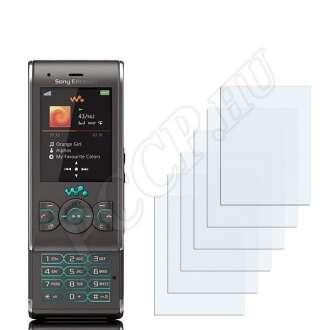 Sony Ericsson W595 kijelzővédő fólia