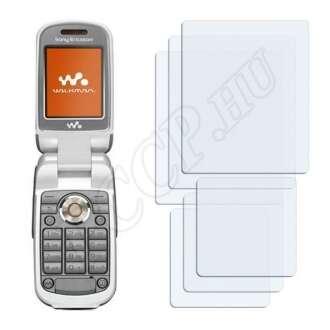 Sony Ericsson W710i kijelzővédő fólia
