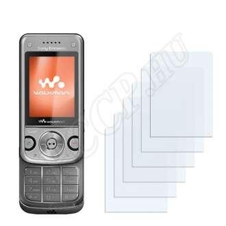 Sony Ericsson W760i kijelzővédő fólia
