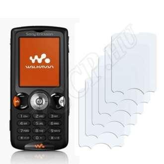 Sony Ericsson W810i kijelzővédő fólia
