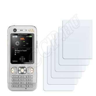 Sony Ericsson W890i kijelzővédő fólia