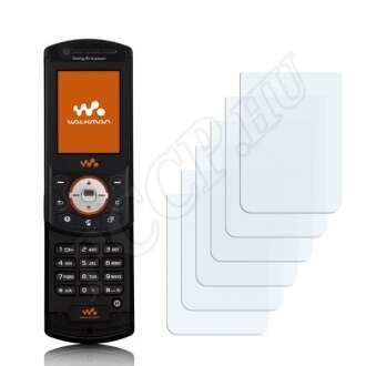Sony Ericsson W900i kijelzővédő fólia