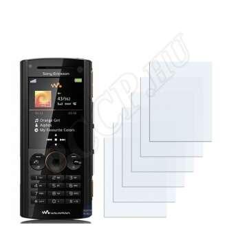 Sony Ericsson W902 kijelzővédő fólia
