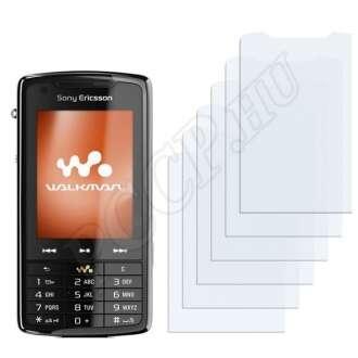 Sony Ericsson W960i kijelzővédő fólia