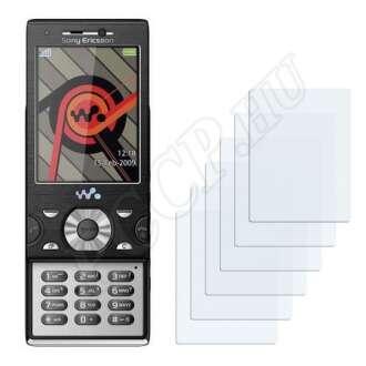 Sony Ericsson W995 kijelzővédő fólia
