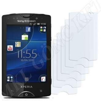 Sony Ericsson Xperia Mini Pro (SK17i) kijelzővédő fólia