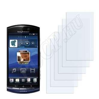 Sony Ericsson Xperia Vivaz 2 kijelzővédő fólia