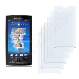 Sony Ericsson Xperia X10iv kijelzővédő fólia