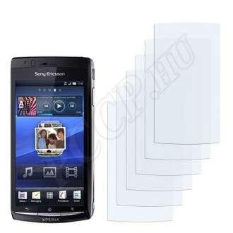 Sony Ericsson Xperia X12 kijelzővédő fólia