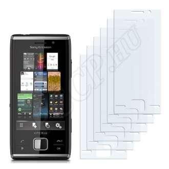 Sony Ericsson Xperia X2 kijelzővédő fólia