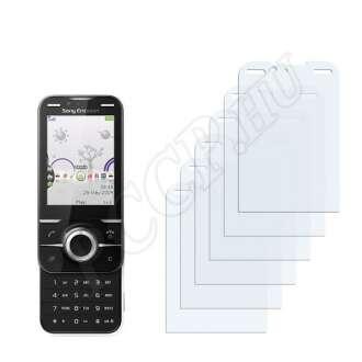 Sony Ericsson Yari kijelzővédő fólia