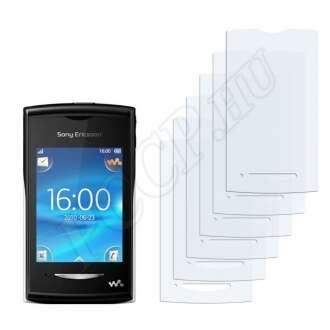 Sony Ericsson Yendo kijelzővédő fólia