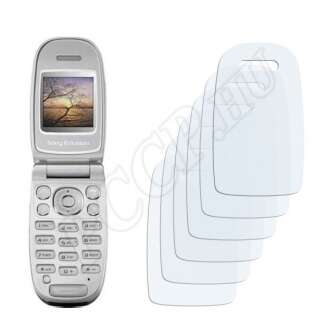 Sony Ericsson Z300i kijelzővédő fólia