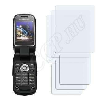 Sony Ericsson Z710i kijelzővédő fólia