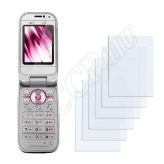 Sony Ericsson Z750 kijelzővédő fólia