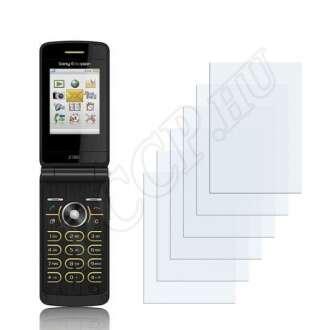 Sony Ericsson Z780i kijelzővédő fólia