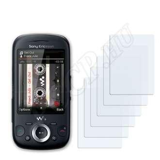 Sony Ericsson Zylo kijelzővédő fólia