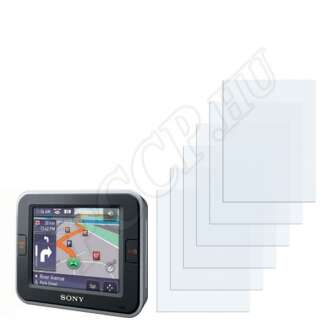 Sony NV-U52 kijelzővédő fólia