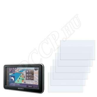 Sony NV-U53D kijelzővédő fólia