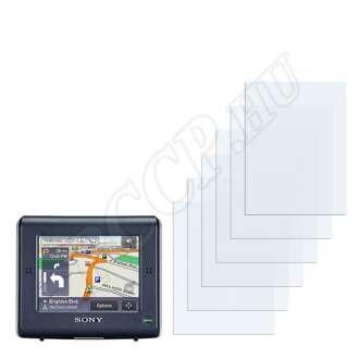 Sony NV-U71T kijelzővédő fólia