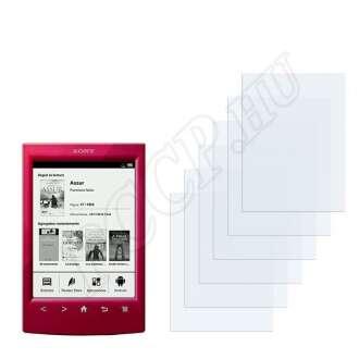 Sony PRS-T2 kijelzővédő fólia