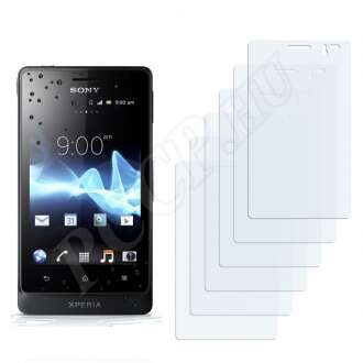 Sony Xperia Advance kijelzővédő fólia