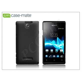Sony Xperia E (C1505) fekete hátlap