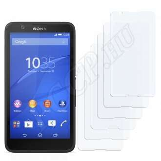 Sony Xperia E4 kijelzővédő fólia