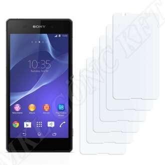 Sony Xperia E4 (E2104) kijelzővédő fólia