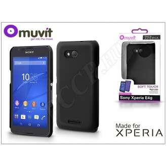Sony Xperia E4G (E2003) fekete hátlap