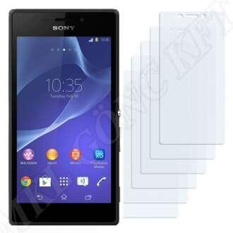Sony Xperia M2 (D2303) kijelzővédő fólia