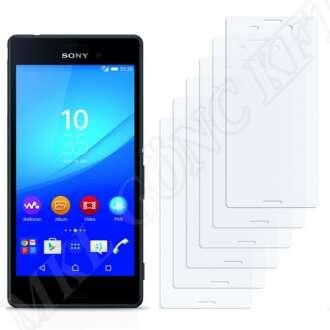 Sony Xperia M4 Aqua kijelzővédő fólia