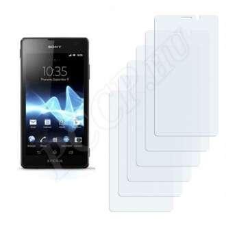 Sony Xperia Mint (LT30at / LT30p) kijelzővédő fólia