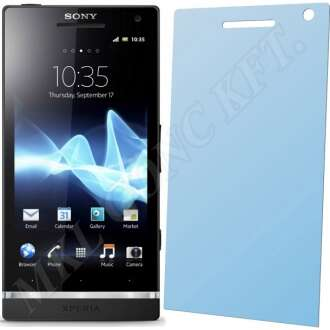 Sony Ericsson Xperia S (LT26i) kijelzővédő fólia