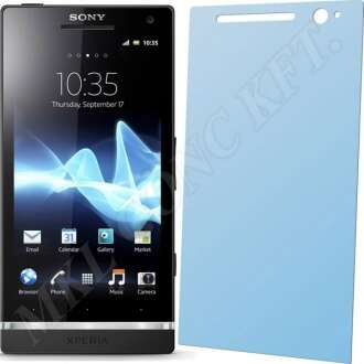 Sony Xperia U (ST25i) kijelzővédő fólia