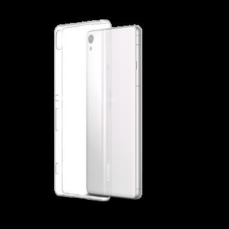 Sony Xperia XA átlászó vékony szilikon hátlap