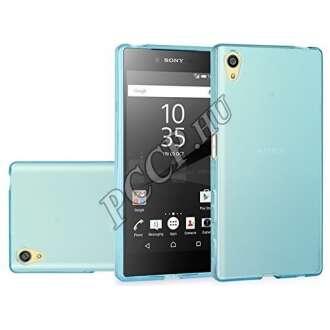 Sony Xperia XA kék vékony szilikon hátlap
