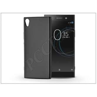 Sony Xperia XA1 Ultra (G3221/G3223) fekete szilikon hátlap