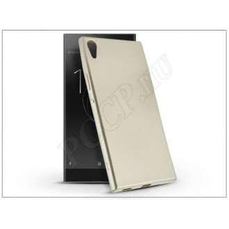 Sony Xperia XA1 Ultra (G3221/G3223) arany szilikon hátlap